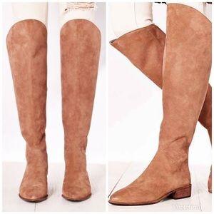 Dolce Vita | 'Meris' | Thigh High Suede Boots